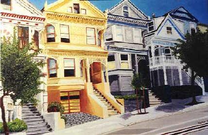 Hyde street, San Francisco - Archi I