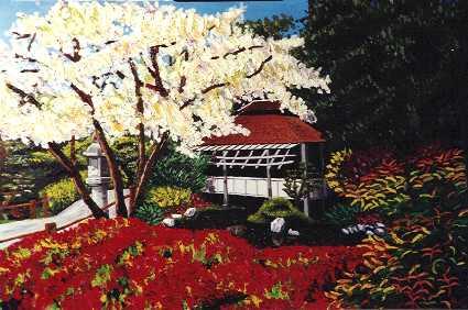 Jardin Japonais - Archi II