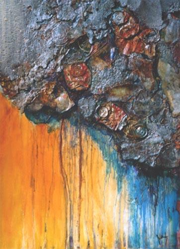 Toulouren - Pyrite I