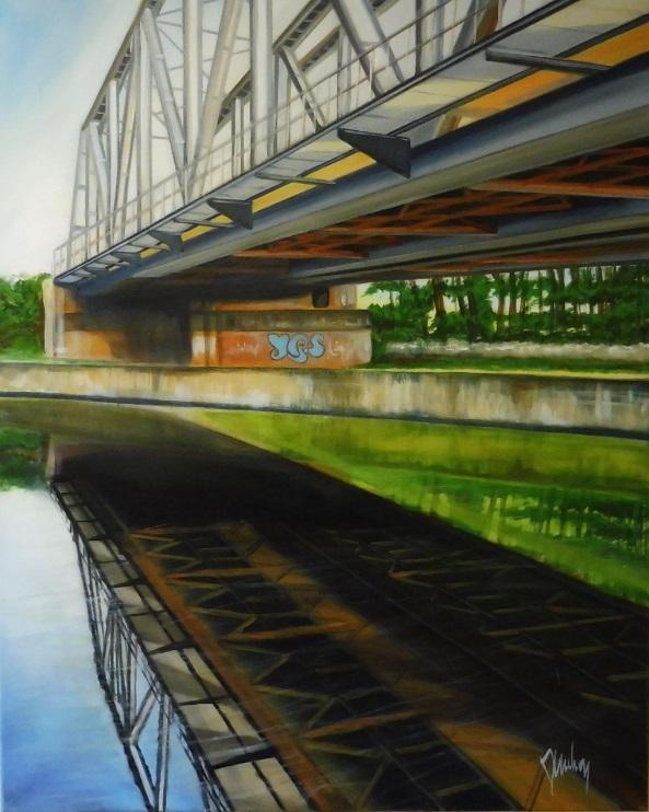 Le pont Yes - Archi VI